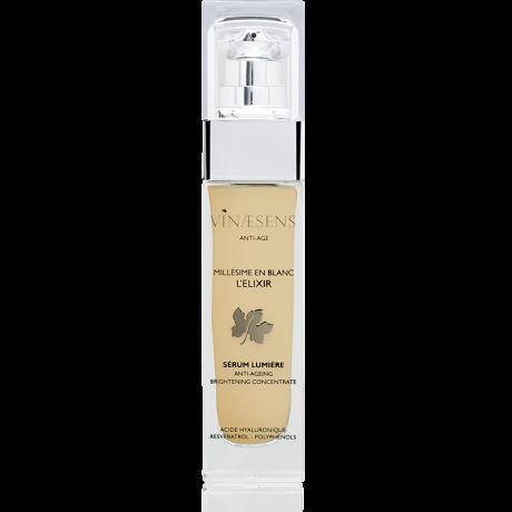 Crème éclaircissante – Sérum anti-âge - Soin du visage – Vinaesens
