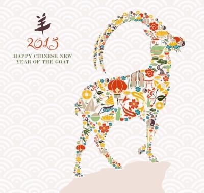 Bienvenue dans l'année de la Chèvre !